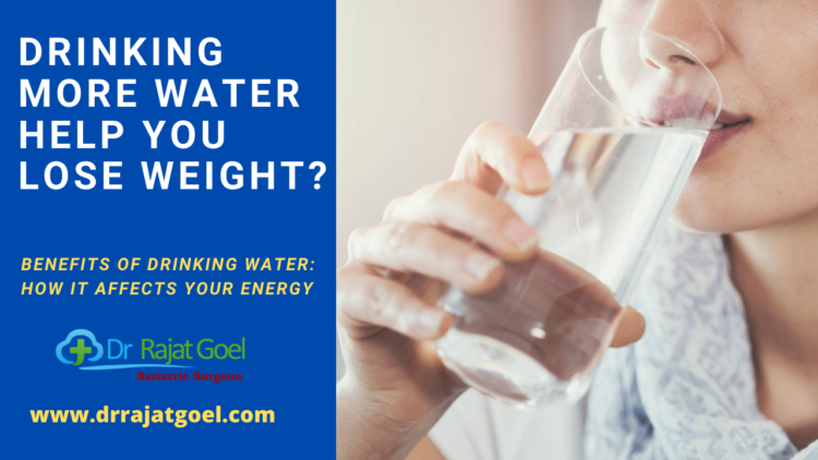 Does Drinking More Water Help You Lose Weight